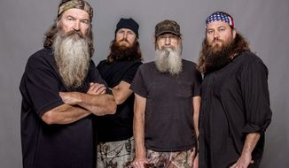 "Faith, food and family ""Duck Dynasty""-style is headed for Las Vegas."