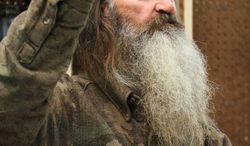 "Phil Robertson, the Duck Commander from A&E's popular ""Duck Dynasty,"" was suspended for his unfiltered opinions about sin, sex, gays and blacks in an interview. (Associated Press photographs)"