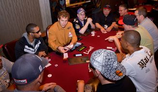 **FILE** The new 52-Table Poker Room at Maryland Live! Casino in Hanover, Md., is now open to the public. (PRNewsFoto/Maryland Live! Casino)