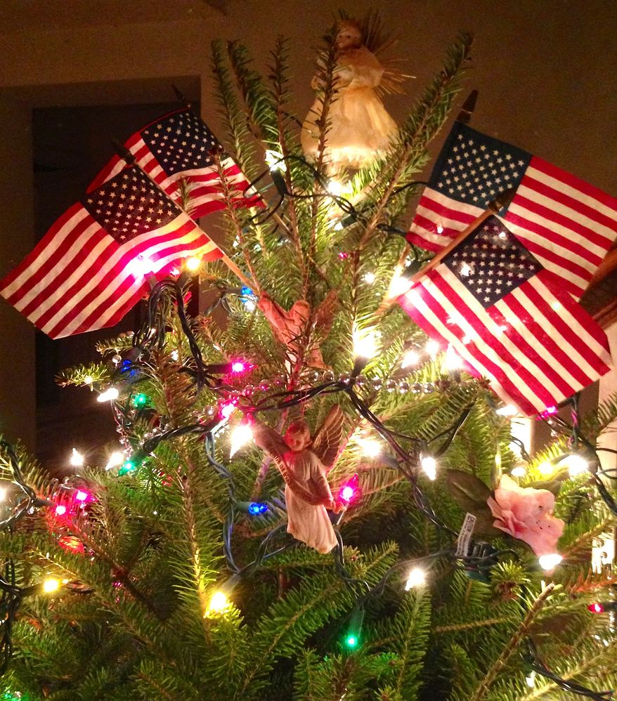 90 percent of all Americans celebrate Christmas, a new Pew Research Poll says. (photo by Jennifer Harper)