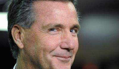 Joseph Silverman / The Washington Times Bruce Allen is the first general manager Dan Snyder has hired to make the Redskins' personnel decisions.