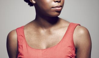 "This Feb. 11, 2008 photo provided by Cate Hellman Photography shows actress Sasheer Zamata. Zamata, 27, from Indianapolis, will join the cast of ""Saturday Night Live,"" for the Jan. 18 episode. (AP Photo/Cate Hellman Photography)"