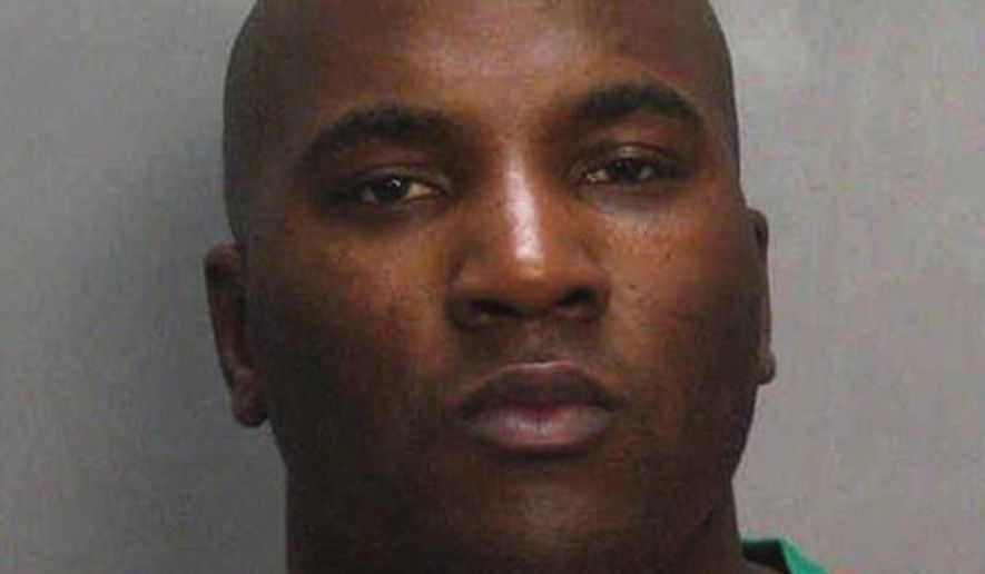March 2006 mug shot of Young Jeezy (Wikimedia Commons: Miami-Dade County Sheriff's Department)