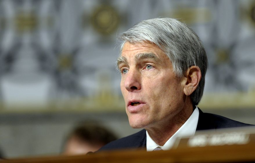 **FILE** Sen. Mark Udall, Colorado Democrat (Associated Press)