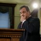 New Jersey Gov. Chris Christie faces a federal probe over whether he violated the law by spending $25 million in Hurricane Sandy emergency money on tourism ads featuring his family. Mr. Christie's office denied any wrongdoing. (Associated Press)