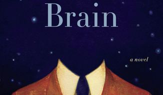 """This book cover image released by Random House shows """"Andrew's Brain,"""" by E.L. Doctorow. (AP Photo/Random House)"""