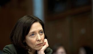 """This decision is a blow to the principles of fairness and competition that our innovation economy is built on,"" said Sen. Maria Cantwell, Washington Democrat. ""[T]his ruling puts the reins of power in the hands of telecom conglomerates, allowing them to create fast and slow lanes on a tiered Internet."" (Associated Press)"