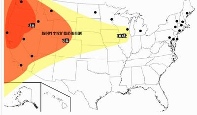 "The state-run newspaper Global Times recently deleted two graphics showing planned nuclear attacks on the Pacific Northwest and Los Angeles. The one on Seattle revealed what the article said was the ""overall destructive assessment"" of Chinese nuclear missiles hitting the city."