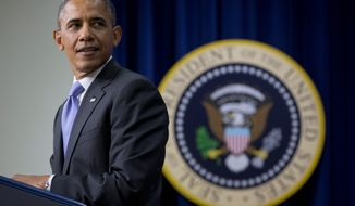 President Obama will announce changes to U.S. spying, surveillance and data-collection efforts in a speech at the Justice Department on Friday. Privacy advocates have low expectations from the president on whose watch U.S. surveillance has expanded. The speech is in response to a White House panel's recommendations. (ASSOCIATED PRESS)
