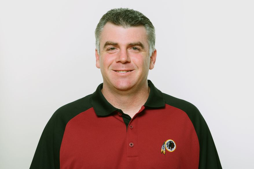 **FILE** This is a 2010 photo of Kirk Olivadotti of the Washington Redskins NFL football team. (AP Photo)