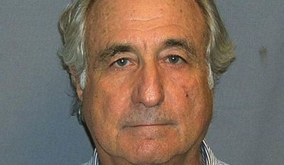 Bernard Madoff (U.S. Department of Justice 2009)