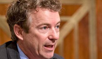 Sen. Rand Paul, R-Ky., an early contender for the GOP presidential nomination in 2016, says it's not extreme to want a balanced budget.