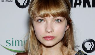 """FILE - This Feb. 6, 2013 file photo released by Starpix shows fashion blogger Tavi Gevinson at the premiere of """"Makers: Women Who Make America"""" at Alice Tully Hall at Lincoln Center in New York. Teenage blogger-actress Gevinson has a two-book deal for more highlights from her online magazine Rookie. Razorbill, an imprint of Penguin Random House, announced Tuesday, Feb. 4, 2014, that it will publish Rookie Yearbooks 3 and 4. Founded in 2011, Rookie is a publication for teenage girls that has featured contributions from Lorde, Mindy Kaling and Lena Dunham. (AP Photo/Starpix, Marion Curtis, File)"""