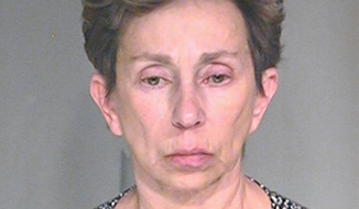 Rosemary Vogel, 65, of Sun Lakes, has been arrested and charged with attempted first-degree murder and vulnerable adult abuse, police say. (Chandler Police)
