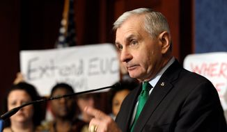 **FILE** Sen. Jack Reed, Rhode Island Democrat (Associated Press)