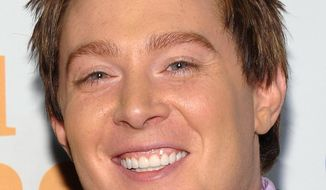 FILE - In this March 28, 2009 file photo, singer Clay Aiken attends the 20th Annual Gay & Lesbian Alliance Against Defamation (GLAAD) Media Awards in New York. Aiken said Wednesday Feb. 5, 2014 he'll seek the Democratic nomination for the seat currently held by Rep. Renee Ellmers. The 35-year-old Aiken is expected to face former state commerce secretary Keith Crisco of Asheboro and licensed professional counselor Toni Morris of Fayetteville in the Democratic primary. (AP Photo/Evan Agostini, file)