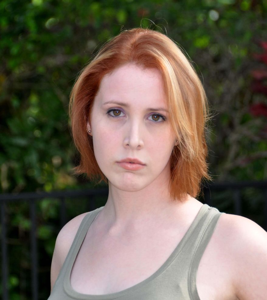 This undated image released by Frances Silver shows Dylan Farrow, daughter of Woody Allen and Mia Farrow.  Farrow recently wrote an open letter to The New York Times detailing alleged abuse by Woody Allen when she was 7-year-old. The abuse claims in 1992 were investigated but Allen was never charged with a crime. (AP Photo/Frances Silver)