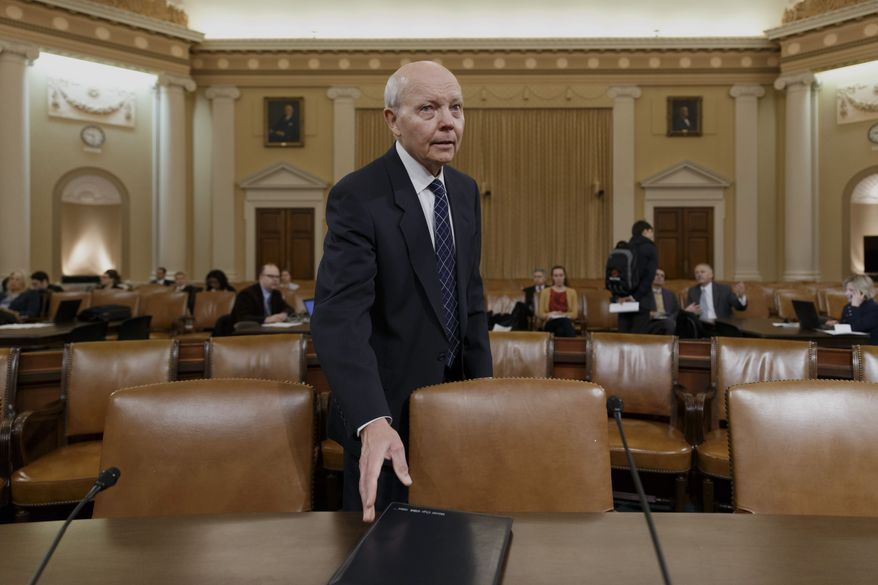 Internal Revenue Service (IRS) Commissioner John Koskinen arrives on Capitol Hill in Washington, Wednesday, Feb. 5, 2014, to testify before the House Ways and Means Oversight subcommittee hearing focusing on a variety of issues facing the IRS, including the ongoing investigation into the IRS targeting of certain tax exempt organizations and IRS responsibilities under the Affordable Care Act.  (AP Photo/J. Scott Applewhite)