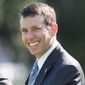 Former Obama aide David Plouffe. (Associated PRess) ** FILE **