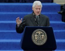 Mr. Clinton could be front and center in a 2016 presidential campaign if his wife runs, but that could be a two-edged sword if the GOP has anything to say about it.