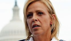 D.C. Metropolitan Police Chief Cathy L. Lanier is not bound by recommendations of an officer complaints board. (Associated Press)