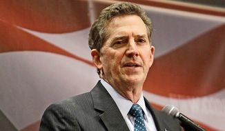 "Heritage Foundation President Jim DeMint, a former South Carolina senator, told a conservative policy summit organized by Heritage Action for America in Washington on Monday that conservatives ""must advance ideas and legislation that will build a stronger America."" (ASSOCIATED PRESS)"