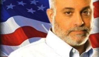Radio talk show host Mark Levin (Tea Party Patriots)