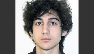 FILE - This file photo provided Friday, April 19, 2013 by the Federal Bureau of Investigation shows Boston Marathon bombing suspect Dzhokhar Tsarnaev, charged with using a weapon of mass destruction in the bombings on April 15, 2013 near the finish line of the Boston Marathon. Prosecutors and lawyers for Tsarnaev are headed to court Wednesday, Feb. 12, 2014 to discuss a trial date and a pretrial schedule. (AP Photo/Federal Bureau of Investigation, File)