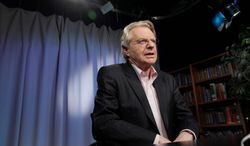 """The only difference between the people in Congress and the people on my show is the people in Congress have more teeth,"" said talk show host Jerry Springer. (ASSOCIATED PRESS)"