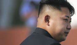 North Korean leader Kim Jong-un (Associated Press) ** FILE **