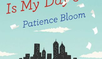 """This book cover image released by Dutton shows """"Romance Is My Day Job,"""" a memoir by Patience Bloom. (AP Photo/Dutton)"""