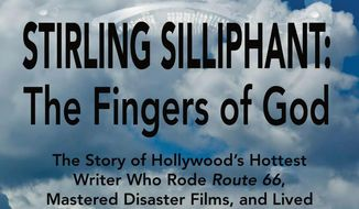 "This book cover image BearManor Media shows ""Stirling Silliphant: The Fingers of God,"" by Nat Segaloff. (AP Photo/BearManor Media)"