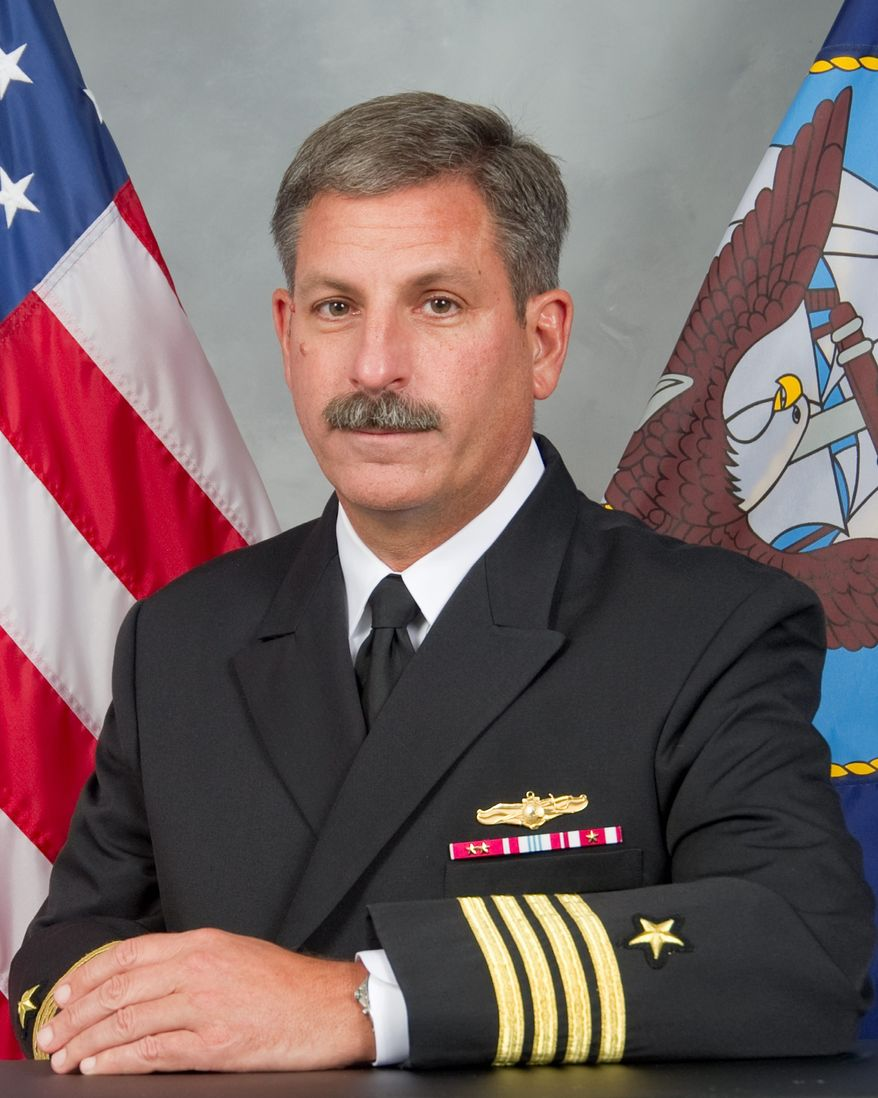 Navy Capt. James Fanell, director of intelligence for the U.S. Pacific Fleet, said during a conference in San Diego that the war games last fall by People's Liberation Army forces show that China is preparing for a short war with Japan over disputed islands in the East China Sea. (U.S. Navy)