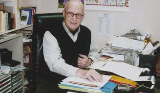 This undated photo provided by John Short's family, shows Australian missionary John Short in Hong Kong. Short has been detained while on a tour of North Korea, his family said on Wednesday, Feb. 19, 2014. Short went to North Korea in a regular tour group last week with one other person, who returned to China on Tuesday and told the family Short had been questioned and arrested at his Pyongyang hotel on Sunday, according to a statement released by the family. (AP Photo/Family of John Short) EDITORIAL USE ONLY
