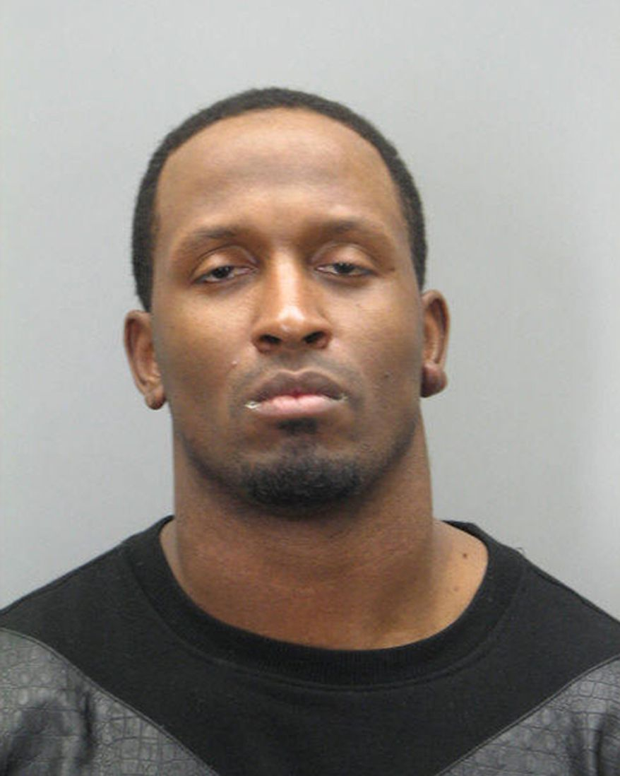 Fred Davis pictured February 20, 2014 (Fairfax County Police Department)