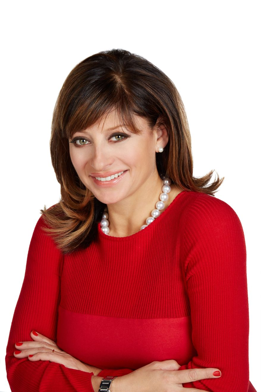 "After 20 years at CNBC, host Maria Bartiromo made her grand debut on ""Opening Bell"" on the Fox Business Network on Monday with another show to premiere next month on Fox News. (Fox Business Network/Associated Press)"