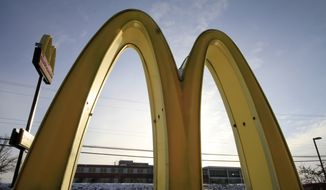 Will consumers still want fries to go with their shake?  (AP Photo/Gene J. Puskar)