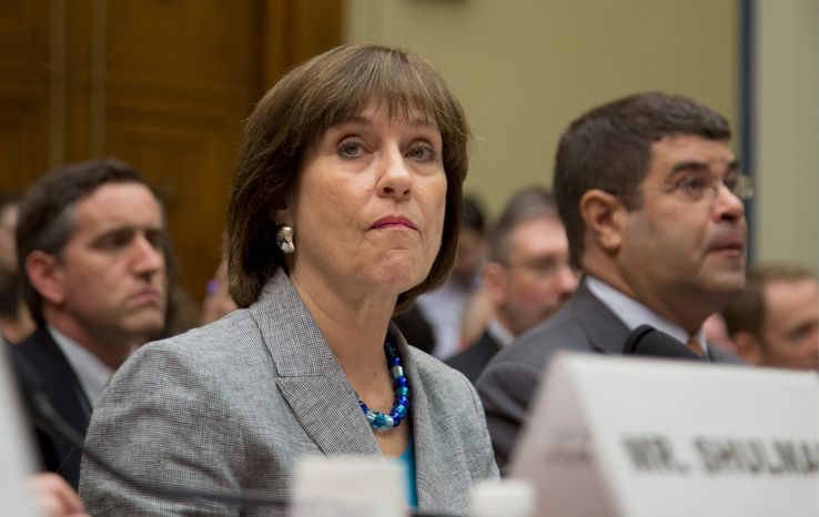 The attorney for former Internal Revenue Service official Lois Lerner says his client will continue to assert her rights not to testify about the IRS targeting of conservative groups. (Associated Press)