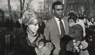 Central Park Zoo, New York, 1967