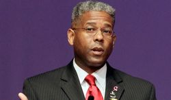"Former Florida Rep. Allen West  will host the ""First Allen West Black Tie Boot Camp"" at a historic Palm Beach Island hotel in late March. (Associated Press)"