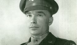 This undated photo provided by the family's attorney, Donald Todd, shows Lt. Garlin Murl Conner, of Albany, Ky. Conner left the U.S. Army as the second-most decorated soldier during World War II, earning four Silver Stars, four Bronze Stars, seven Purple Hearts and the Distinguished Service Cross for his actions during 28 straight months in combat. But despite backing from congressmen, senators, military veterans and historians, he never received the Medal of Honor, the nation's highest military distinction, awarded for life-risking acts of valor above and beyond the call of duty. Now, a federal judge in Kentucky has ended his widow's 17-year quest to see that her husband receive the medal. (AP Photo/Courtesy Conner Family Attorney)