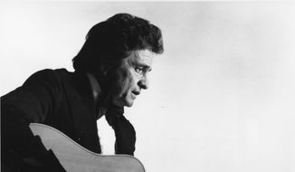 Nashville legend Johnny Cash, who died in 2003, remains relevant even today in discussing the best and most popular country artists. (associated press)