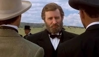 """Wild Wild West"" had Kevin Klein playing Ulysses S. Grant."
