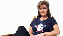 Sportsman Channel's new program 'Amazing America with Sarah Palin.' 