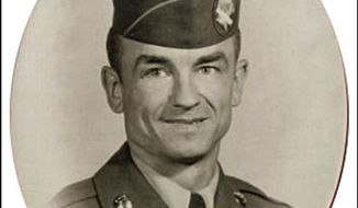 Army Staff Sgt. Lawrence Woods will be buried in Arlington National Cemetery on Friday, nearly five decades after he was shot down over Vietnam. (Woods family)