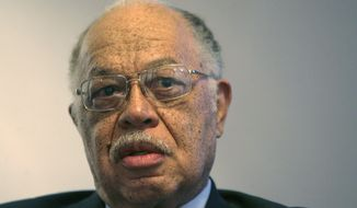 "FILE - In this March 8, 2010 file photo, Dr. Kermit Gosnell is seen during an interview with the Philadelphia Daily News at his attorney's office in Philadelphia.  The lawyer for a Gosnell, a Philadelphia abortion provider convicted of killing babies born alive says he thinks regular clinic inspections would've kept his client from going astray. Lawyer Jack McMahon says longtime doctor Kermit Gosnell ""was not a stupid man"" and would've met the standards required to stay open. The 73-year-old Gosnell is serving a life sentence after last year's conviction for killing three babies and a patient given too much anesthesia. (AP Photo/Philadelphia Daily News, Yong Kim, File)"