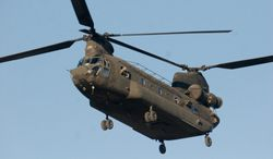 According to ArmyAirCrews.com, there have been 11 fatal crashes of Chinooks in Afghanistan since the war began in 2001. (Associated Press)