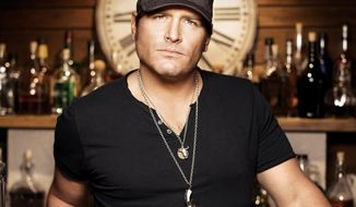 "This CD cover image released by Sony Nashville/Arista Records shows ""High Noon,"" by Jerrod Niemann. (AP Photo/Sony Nashville/Arista)"