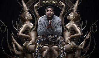 """This CD cover image released by Republic Records shows """"Remember Me,"""" by Sage The Gemini. (AP Photo/Republic Records)"""
