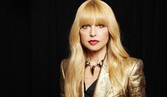 """Celebrity stylist and designer Rachel Zoe poses for a portrait in promotion of her second book, """"Living in Style: Inspiration and Advice for Everyday Glamour,"""" on Tuesday, March 25, 2014 in New York. (Photo by Dan Hallman/Invision/AP)"""